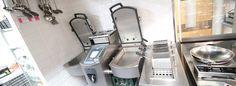 Attrezzature Cucina Ristorante. Fulcro di ogni buona ristorazione è la cucina e le sue attrezzature. Studia in dettaglio la tua cucina con RMG Project C.D.