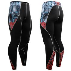 Cheap men compression pants, Buy Quality compression pants directly from China fashion pants Suppliers: Mens Compression Pants New Fashion Print Quick Dry Skinny Bodysuit Leggings Tights Fitness MMA Pants Trousers Elasticity Tight Leggings, Workout Leggings, Workout Pants, Leggings Are Not Pants, Men's Pants, Mens Fitness, Fitness Pants, Workout Fitness, Mens Compression Pants