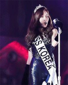 Jessica Jung SNSD Girls' Generation Miss Korea GIF