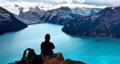 From MEC: Mountain chillin.  by @seth_tee #getoutside #explorebc #explorecanada #mountainsandchill #wanderlust