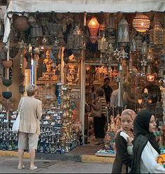 Hurghada  you will enjoy shopping (Bazaar) in Hurghada  http://available-travel.blogspot.com/2013/05/giza-pyramids-from-hurghada.html