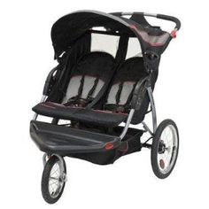 Baby Trend Expedition Double Jogger Stroller, Millennium (Baby Product)    http://www.alphaurl.net/r.php?p=B00457WXLI