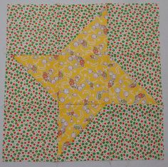 TBT - Friendship Star | Petals and Pins - Tutorial by Penny Rose Fabrics