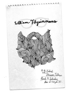 William Fitzsimmons - Gig Poster