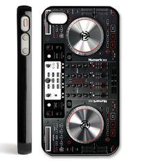 Numark DJ music control iPhone 4 / 4S iPhone 5 case by CostumeCase, $15.99