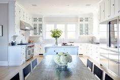 Tamara Magel-- classic, open kitchen