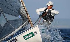 Ben Ainslie - greatest sailor in Games history?