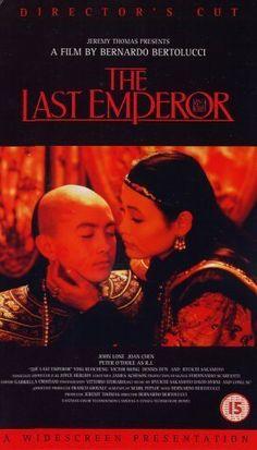 The Last Emperor จักรพรรดิโลกไม่ลืม Iconic Movie Posters, Iconic Movies, Film Posters, Last Emperor, John Lone, Kramer Vs Kramer, Joan Chen, China Movie