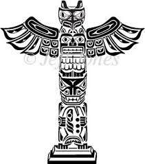 Image result for tlingit symbol for wolf