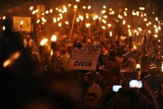 Una vez más piden la renuncia del presidente de Honduras
