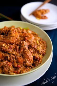 싱가폴 칠리 새우 레시피, 새우 요리, 동남 아시아 음식