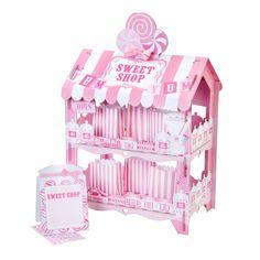Süßigkeiten-Stand