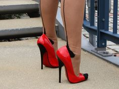 saying goodbye to the Like button on Pins. But worry, your old Likes are all right here. Extreme High Heels, Very High Heels, Hot High Heels, Sexy Heels, High Heel Boots, Shoe Boots, Pantyhose Heels, Stockings Heels, Black Stockings