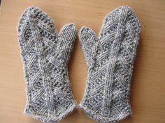 mitered mittens by elizabeth zimmerman