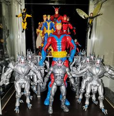 Ant-Man - Prodigeek's Action Figure Collection