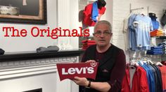Levis Jeans - The Originals. A brief history of this iconic brand as described by our merchandiser king, Rodney Munn. Rodney gives us an insight into the mos. Levis Jeans, Cinema, The Originals, Videos, Movies, Films, Movie Theater, Video Clip