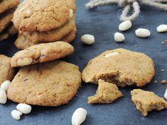 Arašídové cookies Cookies, Desserts, Food, Crack Crackers, Postres, Biscuits, Deserts, Hoods, Meals