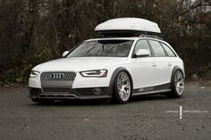 Audi Allroad on Air. Is this the best looking Allroad in the world?
