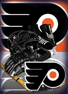 NHL Philadelphia Flyers Tapestry Throw