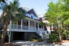 A five-bedroom cottage on Sullivan's Island, a small beach community off the coast of Charleston, S.C.