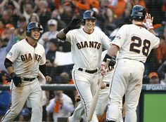 The Black & Orange are on their way to the World Series