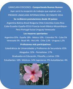 PREMIOS INTERNACIONALES DE LIMACLARA EDICIONES