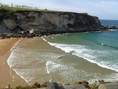 Does it get any better than this - another shot of Matalenas Beach in Santander, Spain