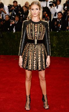 Balmain Army from Rosie Huntington-Whiteley's Best Looks | E! Online