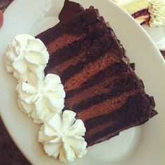 Cheesecake Factory Chocolate Tower Truffle Cake Calories