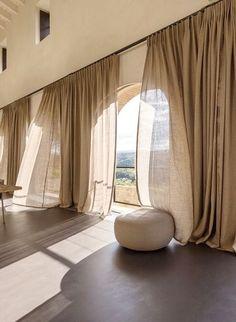 Home Interior Design, Interior Architecture, Interior And Exterior, Interior Decorating, Minimal Architecture, Interior Sketch, Diy Decorating, Design Living Room, Living Room Decor