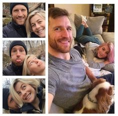 How cute is this couple?! Congratulations are in order for Julianne Hough! The 'Dancing With The Stars' judge is engaged to her boyfriend, Brooks Laich, and she excitedly announced the news on Instagram Aug. 18. We're so happy for them!