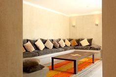 Salon à la marocaine
