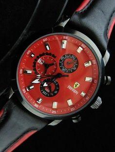 Replica Ferrari Watch 2013 $179.00 http://www.luxuryforsell.com/replica-ferrari-watch-2013-p-3098.html