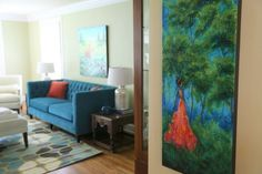 Should Your Art Match Your Sofa