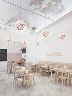 Cafe Morgal, Brno