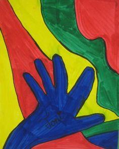 Joan Miro - art for kids