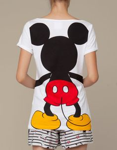 Mickey hug me top - United Kingdom