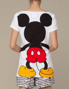 Mickey hug me top - United Kingdom