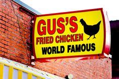 Best chicken ever, next to Mom & Mammaw's.