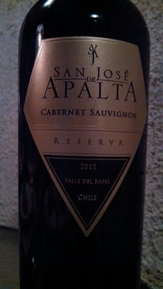 San Jose de Apalta - Cabernet Sauvignon 2011 - Rapel Valley - Chile