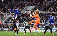 Drogba (x6) (Newcastle 2 Chelsea 1)