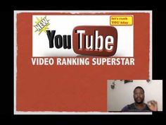 How To Rank Videos On Youtube 2014 Training (Part1)