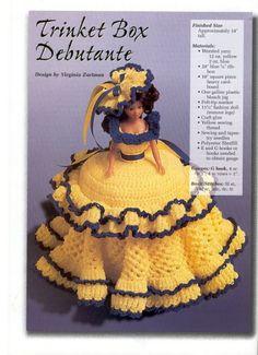 Annies Favorite Crochet Dolls Любимые вязанные куклы Анни (англ) - 110485152107956042649 - Picasa Web Albums