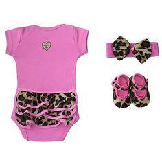 Baby Bella Maya Bodysuit Gift Set - Baby...<3