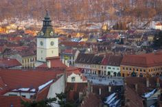 City of Brasov San Francisco Ferry, City, Building, Travel, Places To Visit, Romania, Viajes, Buildings, Cities