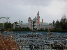 Abandoned Nara Dreamland in Japan