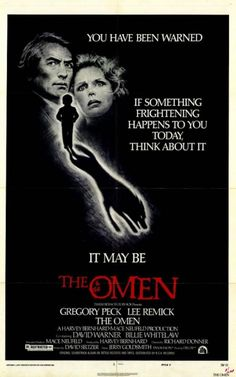 Movie Posters : The Omen (1976)