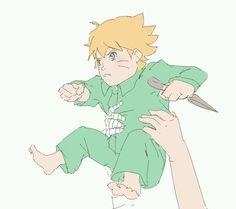 Naruto and Boruto Naruhina, Boruto And Sarada, Naruto Shippuden Sasuke, Gaara, Naruto Kakashi, Anime Naruto, Naruto Cute, Naruto Funny, Manga Anime