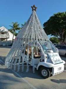 Decorate Golf Cart For Christmas Decoration For Home