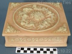 Vintage Incolay Stone Cameo Jewelry Music Box Reuge Swiss Unchained Melody (FF)